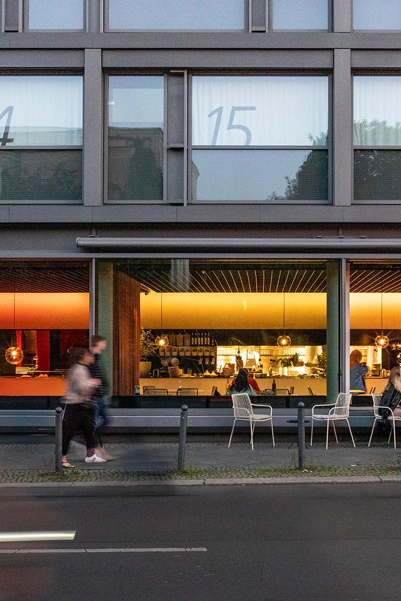 Cafe Camaleon