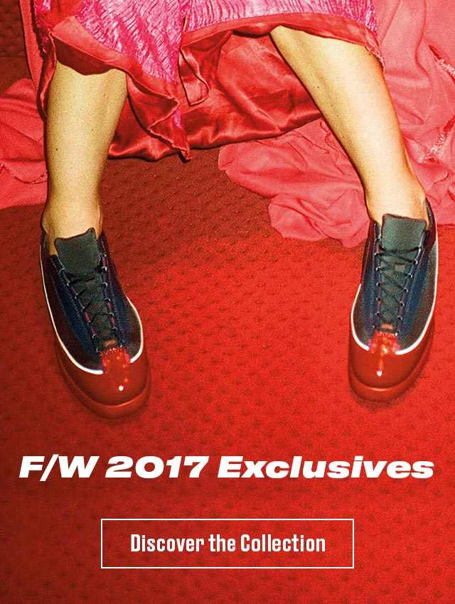FW17 EXCLUSIVES