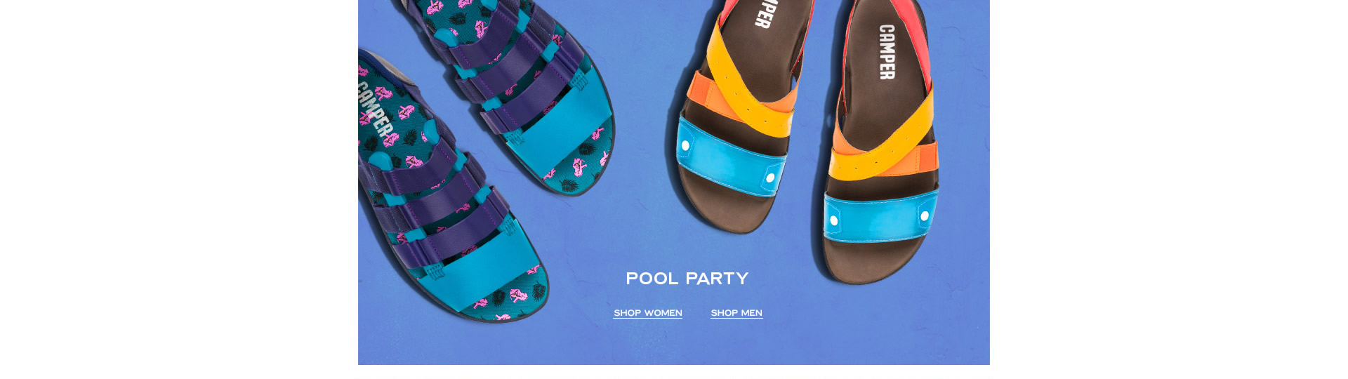 POOL PARTY - Sandals