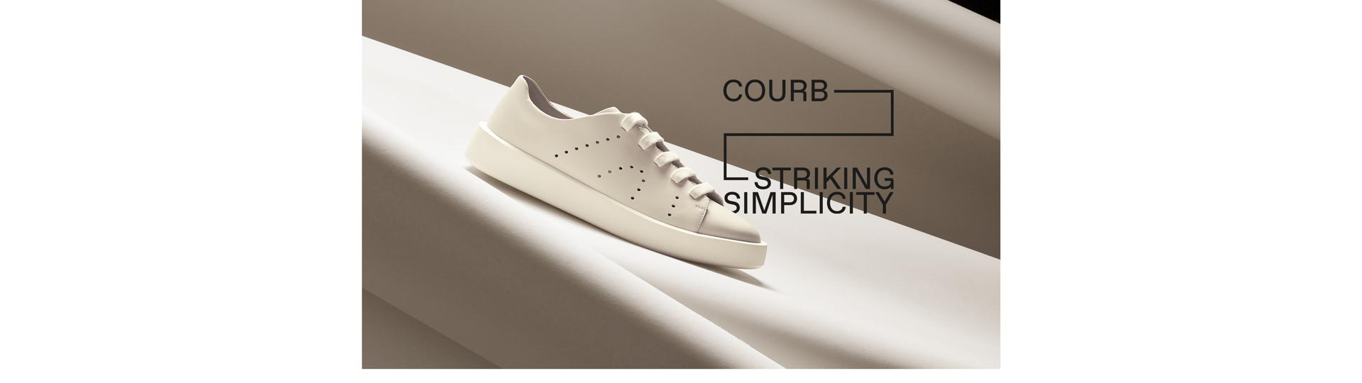 COURB-STRIKING-SIMPLICITY