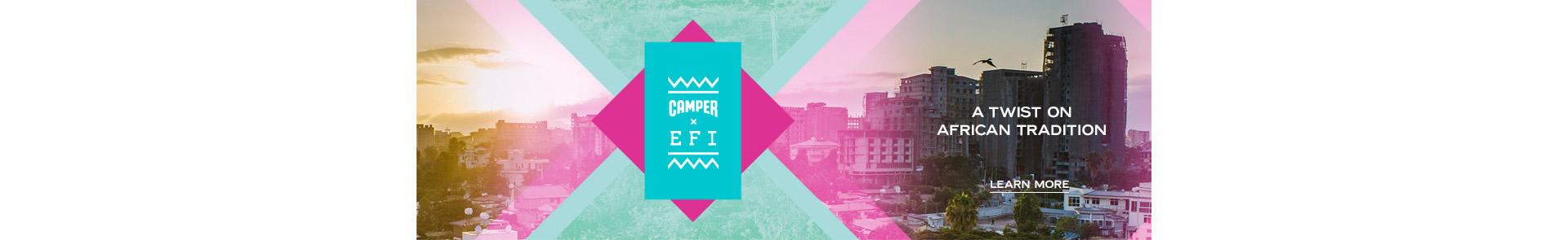 CAMPER X EFI