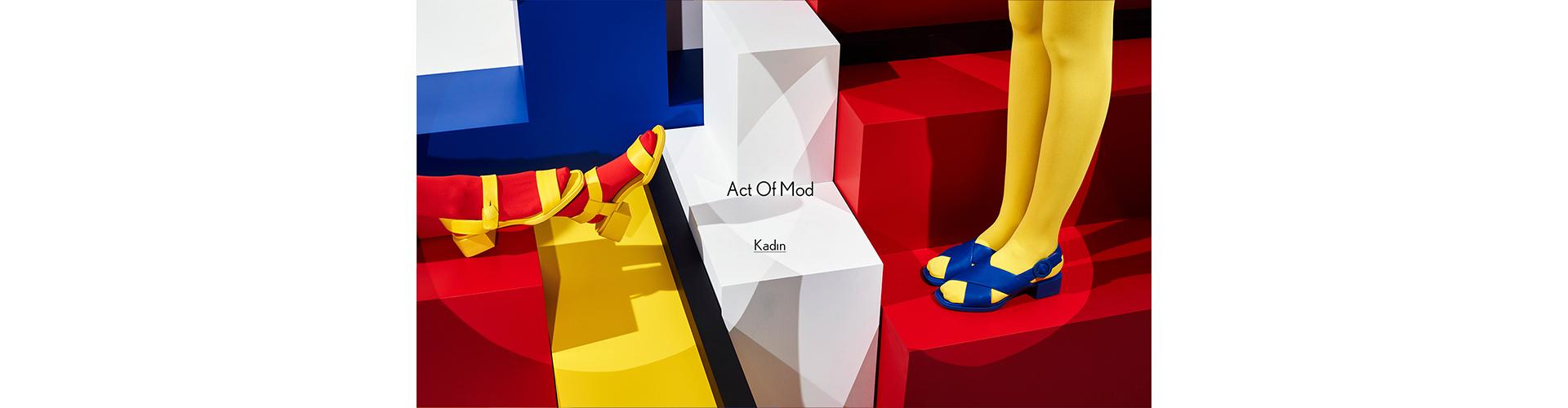 act mode / block star